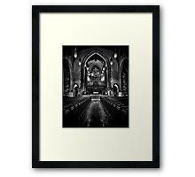 Metropolitan United Church 1 Toronto Canada Framed Print