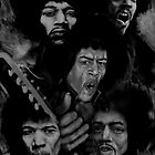 THE JIMI HENDRIX HOMAGE &#x27;ARE YOU EXPERIENCED&#x27; by razar1