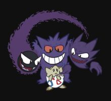 The Ghostly Trio Kids Clothes