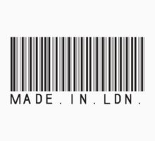 "MALDÉR ""Product"" TEE (Light Fabrics) by MALDÉR London"