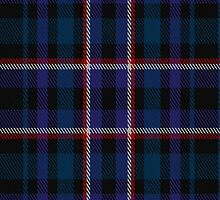 02084 Westenra of Christchurch Commemorative Tartan Fabric Print Iphone by Detnecs2013