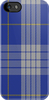 02095 Whitley Tartan Fabric Print Iphone Case by Detnecs2013