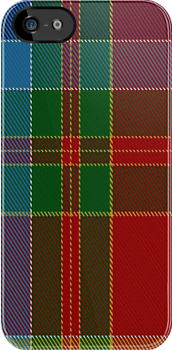02098 Whitworth Artefact Tartan Fabric Print Iphone Case by Detnecs2013