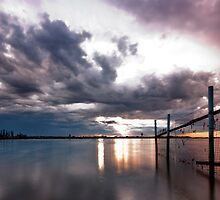 Storms 'n' Sunsets - Cleveland Qld Australia by Beth  Wode