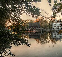 Philipsburg Manor, Sleepy Hollow, NY, USA by Jane Neill-Hancock
