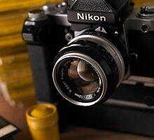 Nikon F2 by Greg Morris