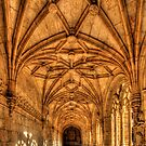Monastery dos Jeronimos Cloisters by manateevoyager