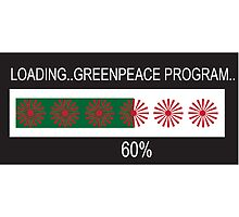 RAM Design: Loading Greenpeace Plate #57 by RandomMemory