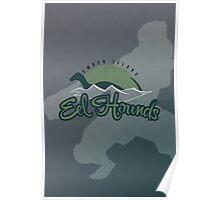 Ember Island Eel Hounds Poster