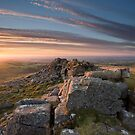 Belstone Tor   by asc-photography