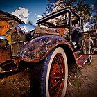 Rusted Oldtimer by Norbert Karpen