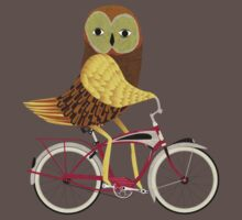 Owl Bicycle Kids Clothes