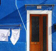 Cozy summer time in Burano, Venice by averynkh