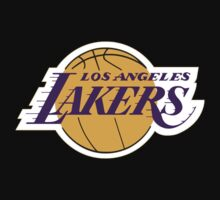 Los Angeles Lakers Logo by Tizza