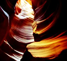 """Light From Above"" Antelope Canyon by aidan  moran"