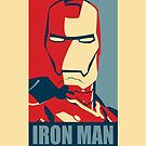 Iron Man by SexyThwomp