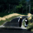 Amish Stroll - Wellington, Ohio by Fojo