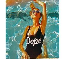 DOPE CHICK by max90805