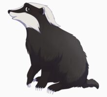 Badger by Tunnelfrog