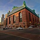 Chicago's Harold Washington Library  by Sven Brogren