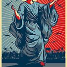 Obama FORWAR by LibertyManiacs
