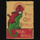 Chat Bataille by PureOfArt