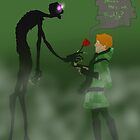 Frienderman by kougazgurl