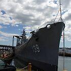 USS Salem by reendan