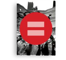 Equal Love #3 Canvas Print