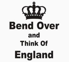 Bend over and think of England by vivademilo