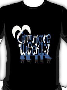 Communicore Weekly Five Legged Goat Logo T-Shirt