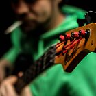 Bag of Hamers Jam no.95 (On Bass Jamie Bilboa) by RuariFieldPics