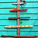 driftwood tree by seagrass-cowes