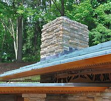 Kentuck Knob Roof by studio20seven