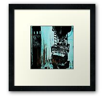 wood print Framed Print