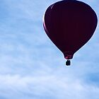 Hot Air Balloon by amyschuldies