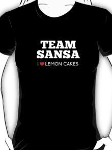 Team Sansa : I <3 Lemon Cakes T-Shirt