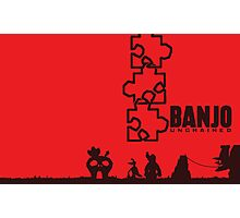 Banjo Unchained (Prints/Posters, and Shirt) Photographic Print