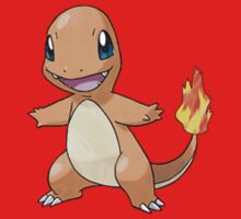 Charmander by Stephen Dwyer