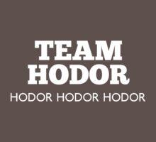 Team Hodor : Hodor Hodor Hodor by rydiachacha
