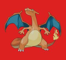 Charizard by Stephen Dwyer