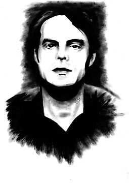 DARK COMEDIANS: Bill Hader by Zombie Rust