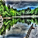 Still water HDR by Anthony Hedger Photography