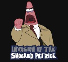Invasion of the Shocked Patrick by ionicslasher
