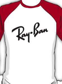 Ray Bans Logo (Graphic Tee) T-Shirt