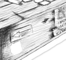 Call of Duty Zombies Mystery Box Sticker