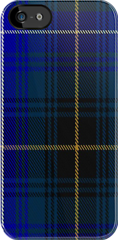 02164 Vance Ingelgem Dress Tartan Fabric Print Iphone Case by Detnecs2013