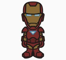 I AM IRON MAN by dvdcartoonz