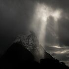 Mitre Peak by David Vaaknin