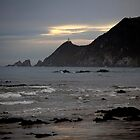 Nugget Point by David Vaaknin